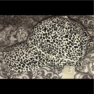 NEW Leopard Animal Print Adjustable Hat!